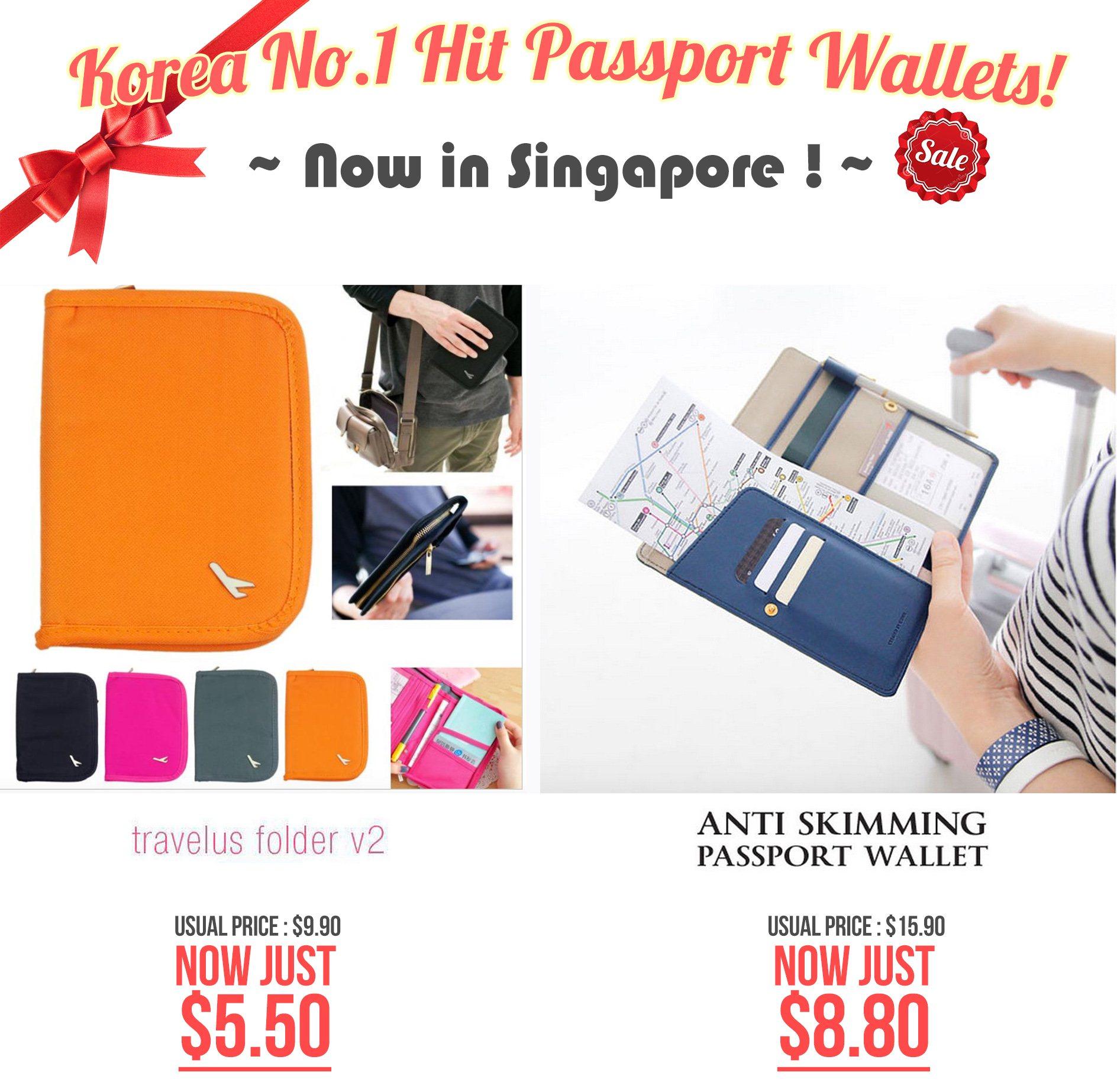 Buy Sg 50 Sale Korean Passport Wallet Holder And Cover