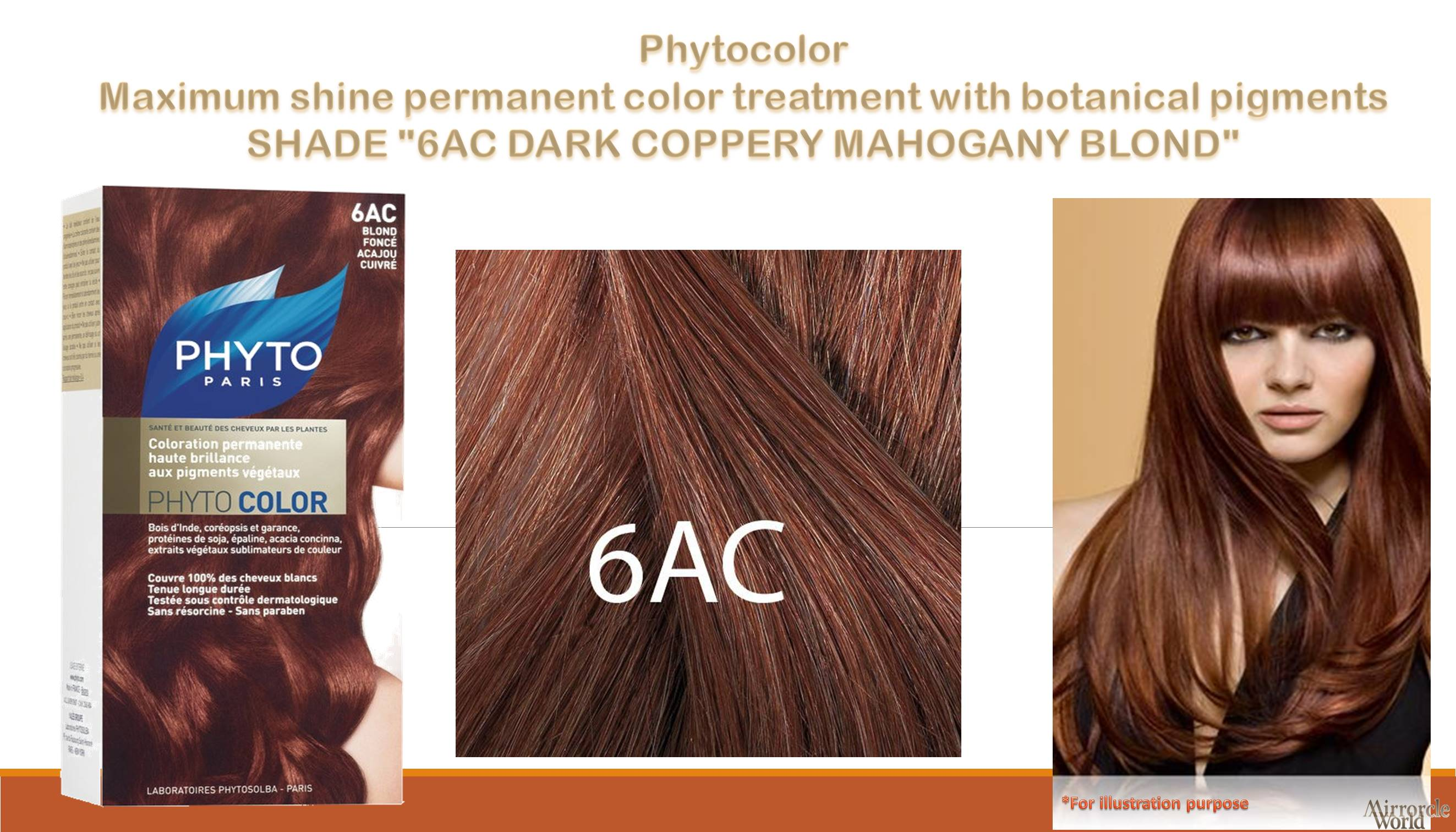 Demi Permanent Hair Color Singapore