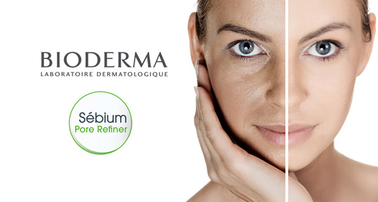 Bioderma eye makeup remover