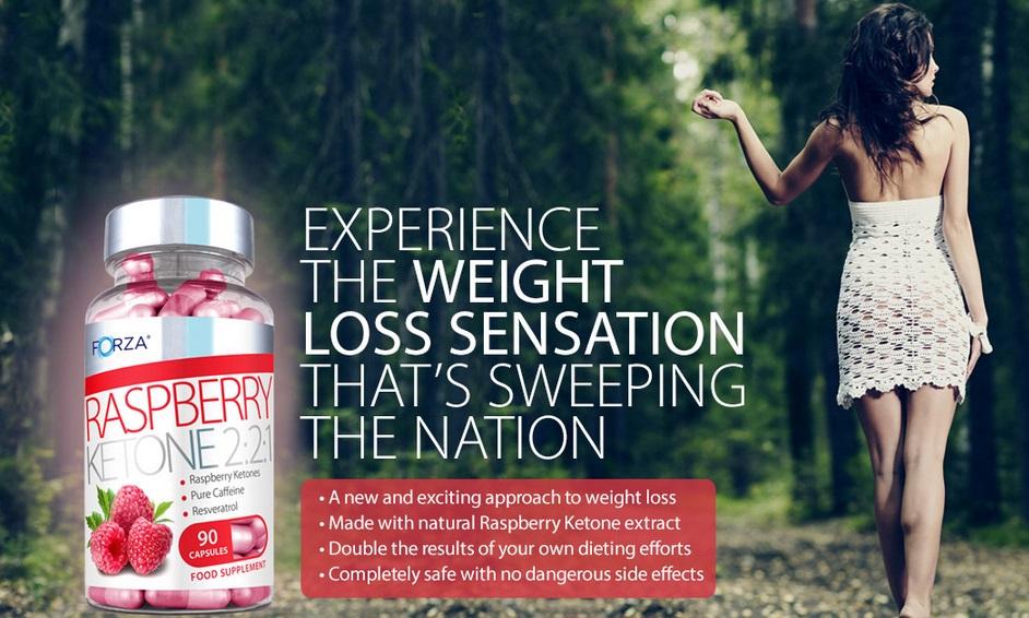 Uk Forza Rasberry Ketone 2 2 1 Diet Slimming Pills 90s Bottle