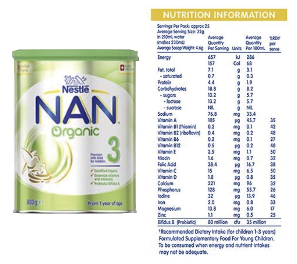 Buy [BUNDLE OF 3] Nestle NAN Optipro/HA Formula Milk Stage 3 and 4 / Sold  in Aus and NZ Deals for only S$169 instead of S$0