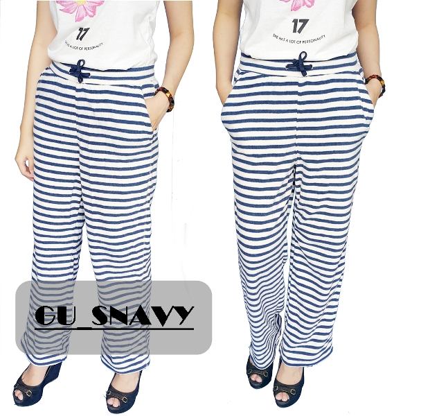 Buy BUY 1 GET 1 Celana Panjang Wanita Santai Celana