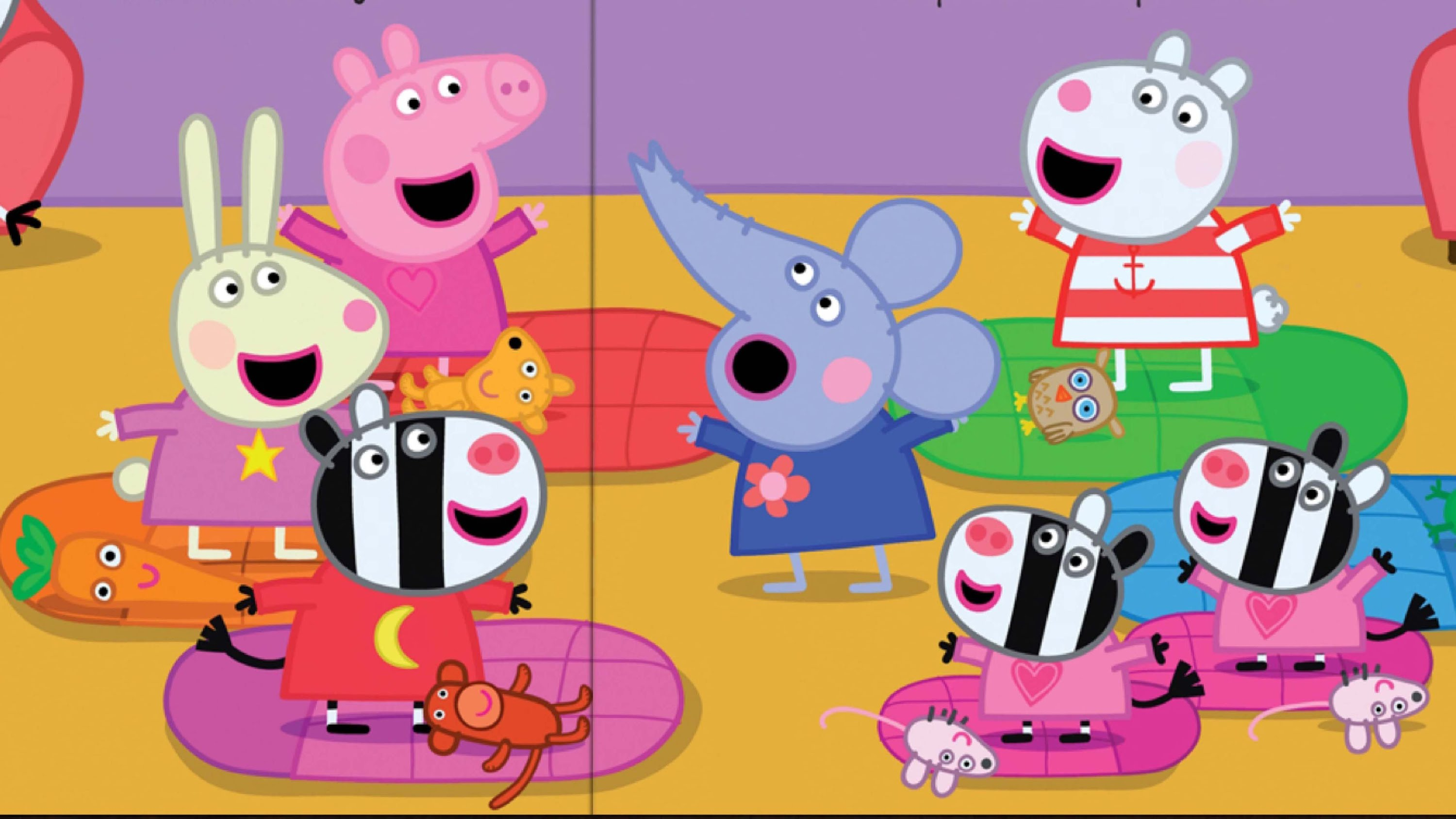 buy set of 5 or set of 10 peppa pig and friends childrens
