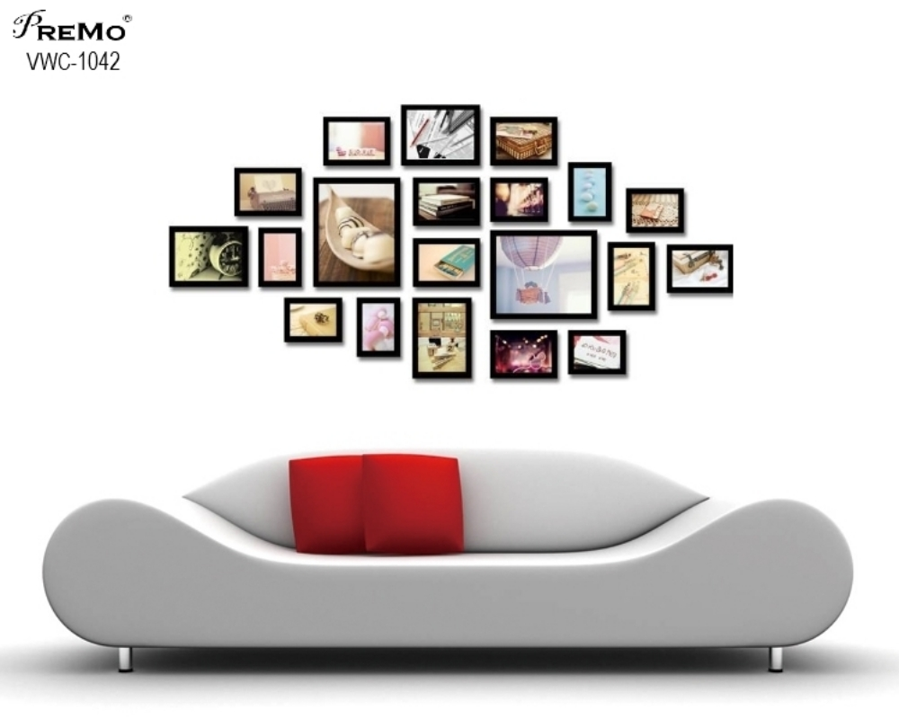 Buy PREMO Photo Wall-Set of 20 Frames Deals for only RM249.9 instead ...
