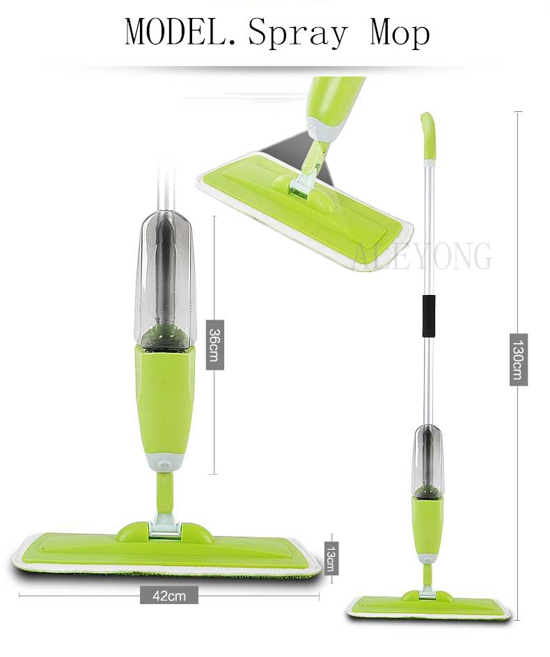 Buy Microfiber Spray Mop New Multi Purpose Floor Cleaning