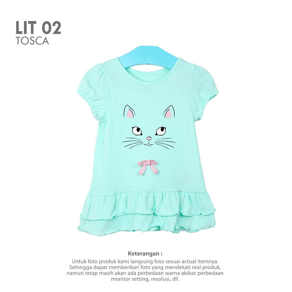 Buy New Arrival Baju Anak Perempuan Dress Sequin Tee Girls Motif Cat Atasan Tersedia Dalam Berbagai Macam Model Deals For Only Rp32500 Instead Of Rp39