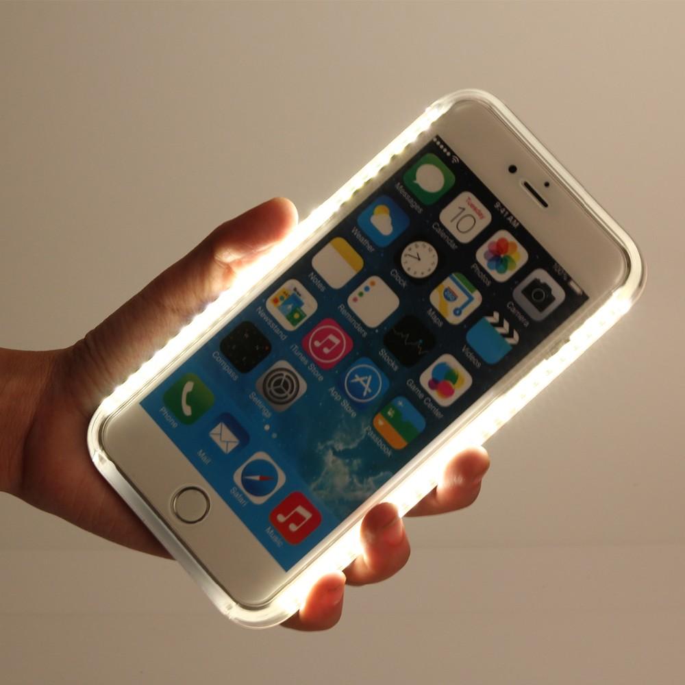 Flashing Light On Ring Iphone