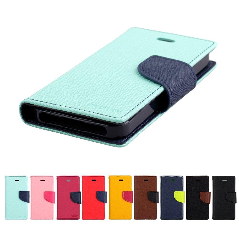 Buy Mercury Goospery Fancy Diary Jelly Case Asus Zenfone 2 Ze551ml Pearl All Type Special  Mint
