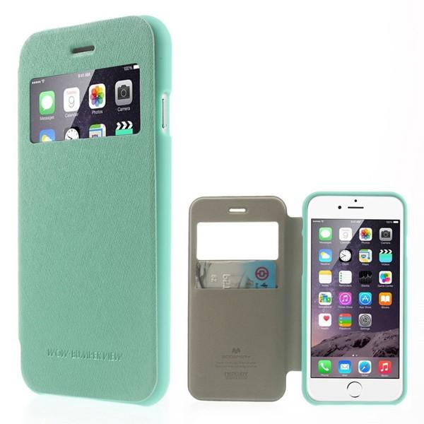 Buy [ORIGINAL]Mercury WOW Bumper View Cover Case Samsung|iPhone 4|5|6 plus|LG G2 |Xperia Z2|Z1|C3|Z3|ASUS ZENFONE 2/5|Grand prime|Xiaomi Redmi ...