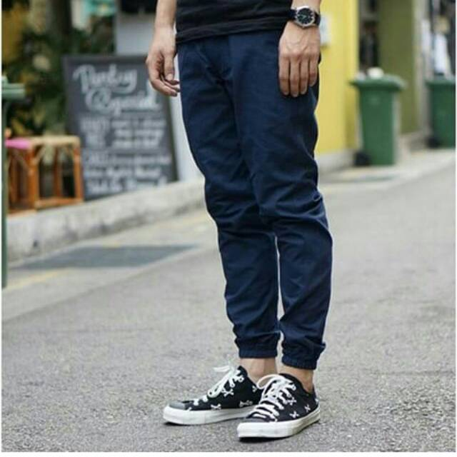 Buy [RE-STOK 13/11]Jogger Pants / Celana Joger / Best Seller / Best price / Sport / Premium Quality Deals for only Rp80.000 instead of Rp165.000
