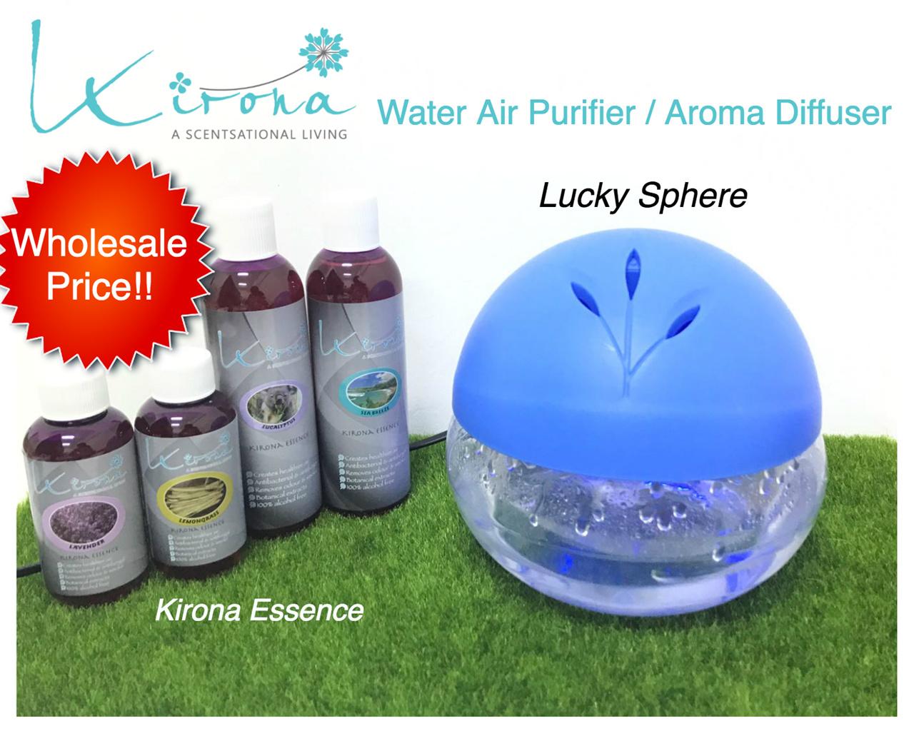 Water Based Air Cleaner : Buy pure essential oils premium grade water based