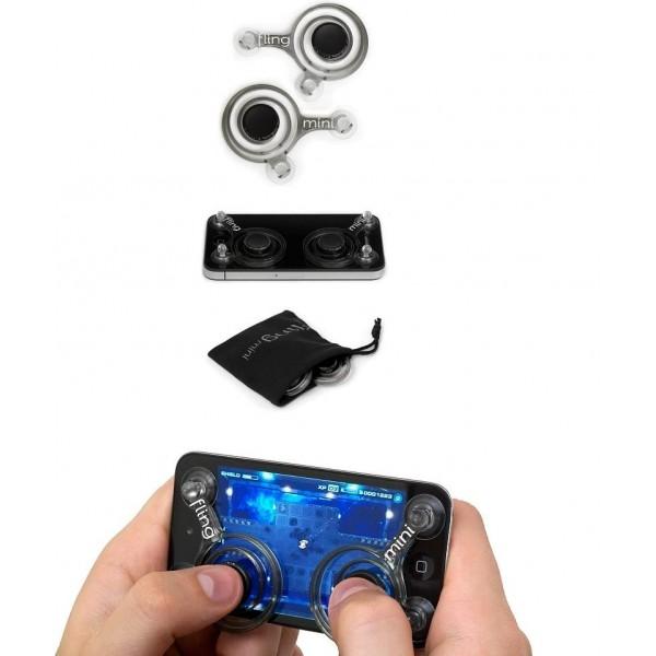 2/ 3/ 4 Fling Mini Mobile Gaming Joystick [BEST PROMOTION]