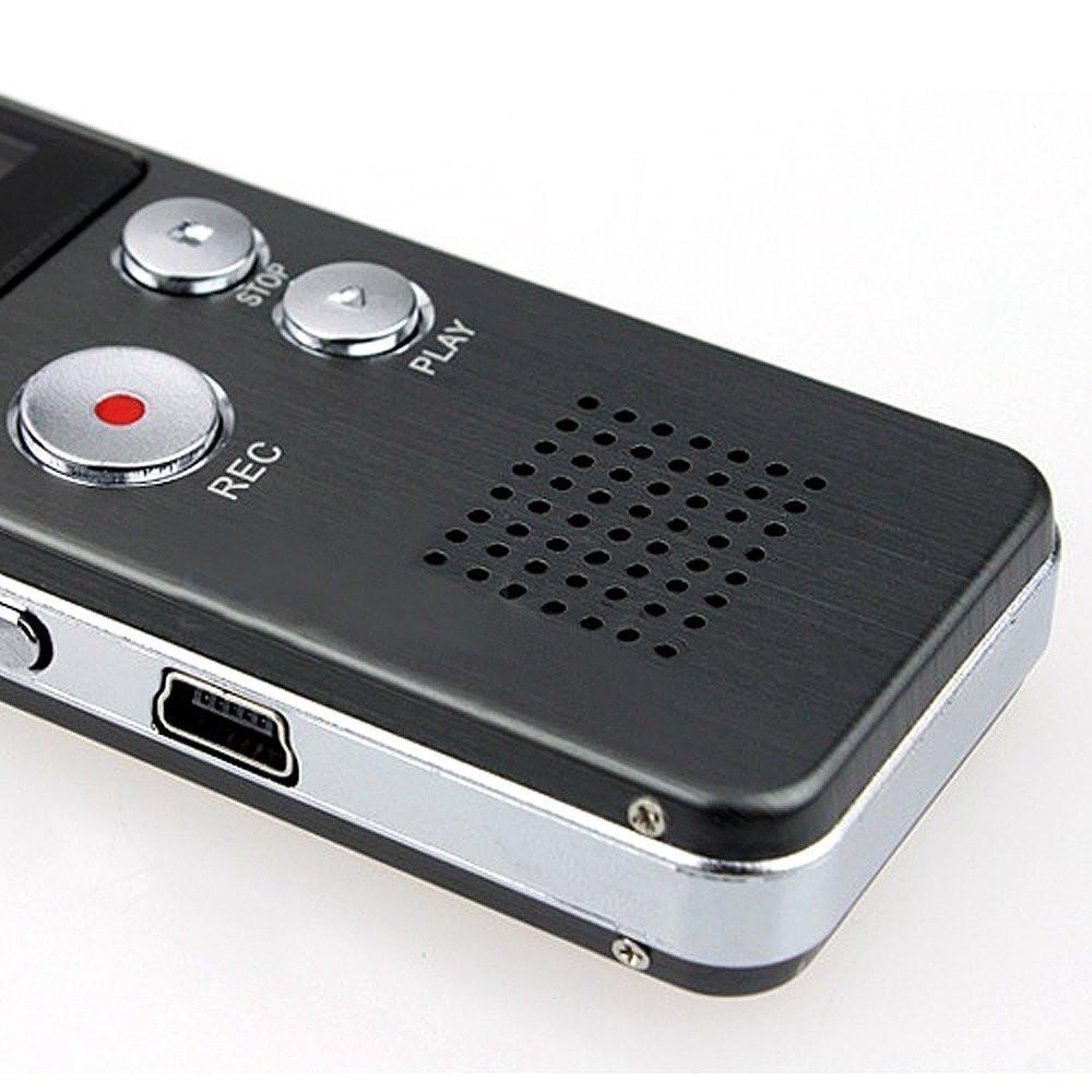8gb mini usb flash digital audio voice recorder 650hr dictaphone mp3 player. Black Bedroom Furniture Sets. Home Design Ideas