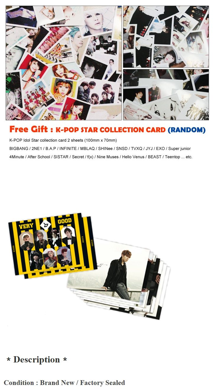 [BLOCK B] Official Postcard Sticker Set (Fan Meeting official merchandise)