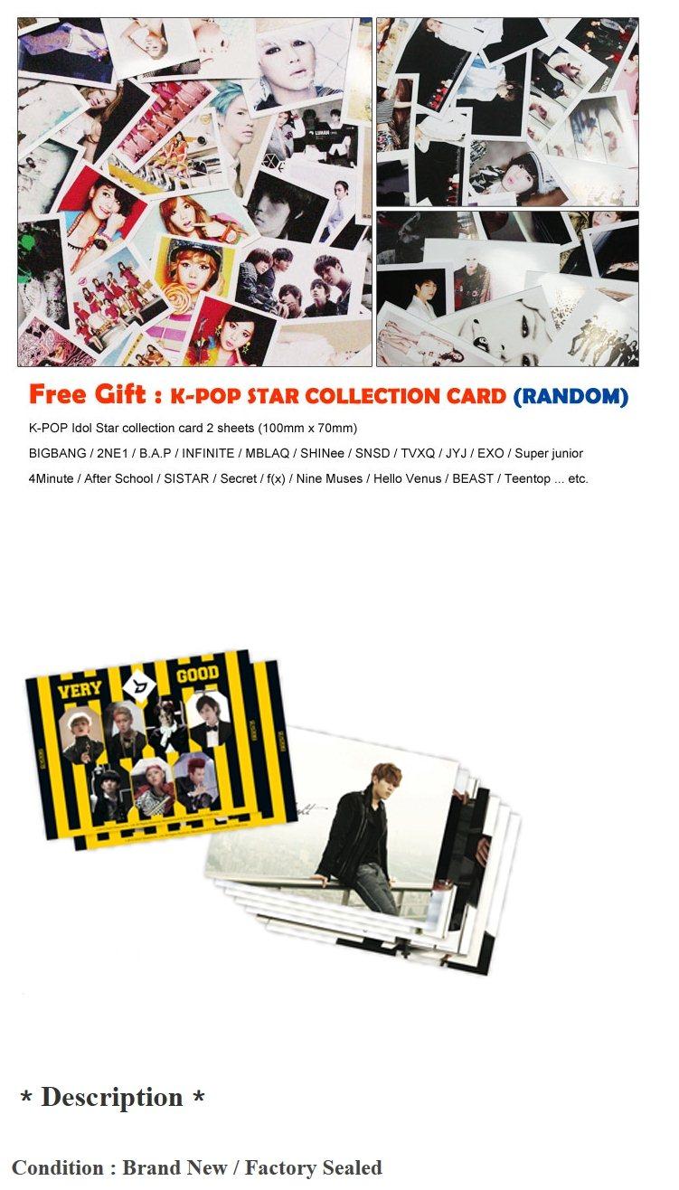 [BLOCK B] Official Postcard Sticker Set (Fan Meeting official merchandise)