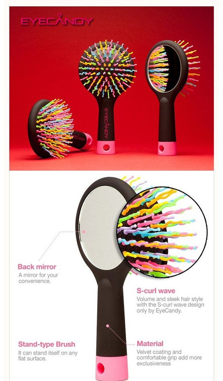 Buy Detangling Hair Brush Deals For Only S 10 Instead Of S 0