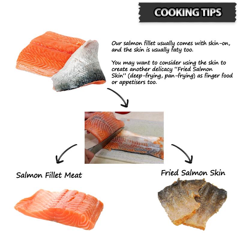 Salmon fillet deals