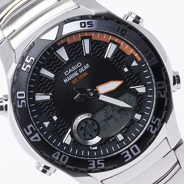 Buy [Casio Marine Gear Watch AMW-710-1AV] AMW-703 AMW-704 ...