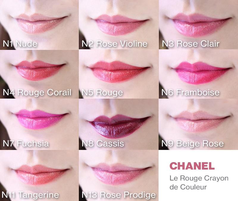 �ล�าร���หารู��า�สำหรั� Chanel Jumbo Lip  Crayon 12 rose Prodige
