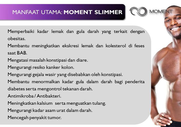 MOMENT SLIMMER | PELANGSING ALAMI HERBAL tanpa efek ...