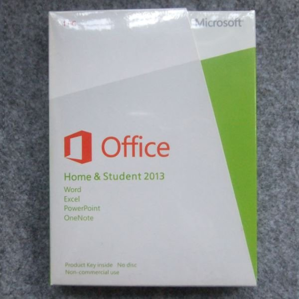 Buy Office Home and Student 2013