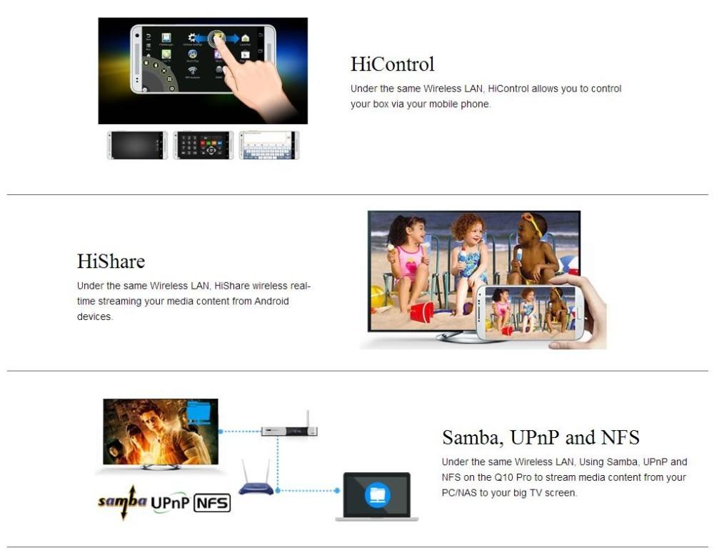 Himedia Q10 Pro CS918 IPTV Install Android TV BOX KODI addon