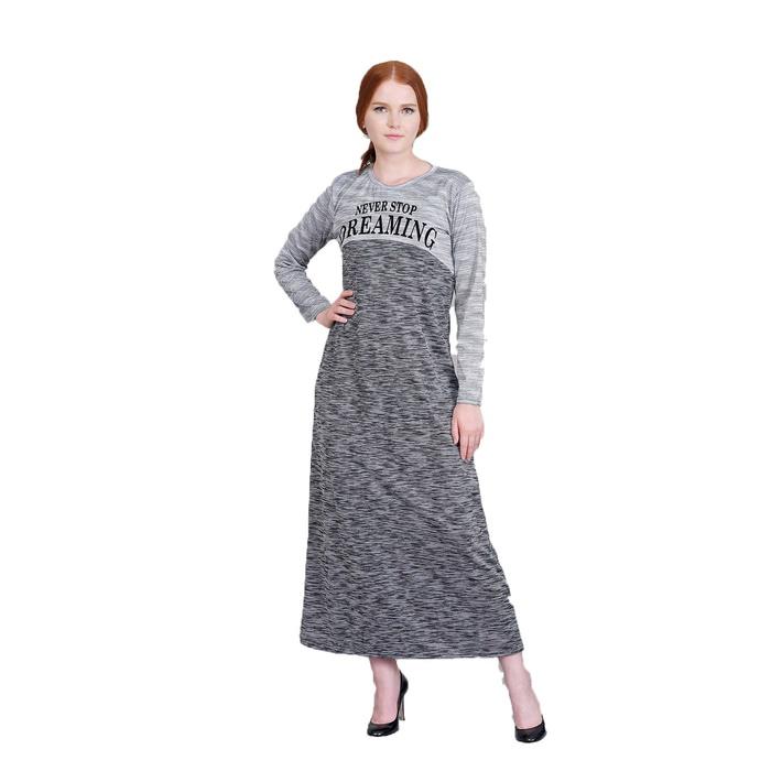 Jfashion Gamis Trendy Spandek Plus Hijab - Merah. Source · Shoulder length .