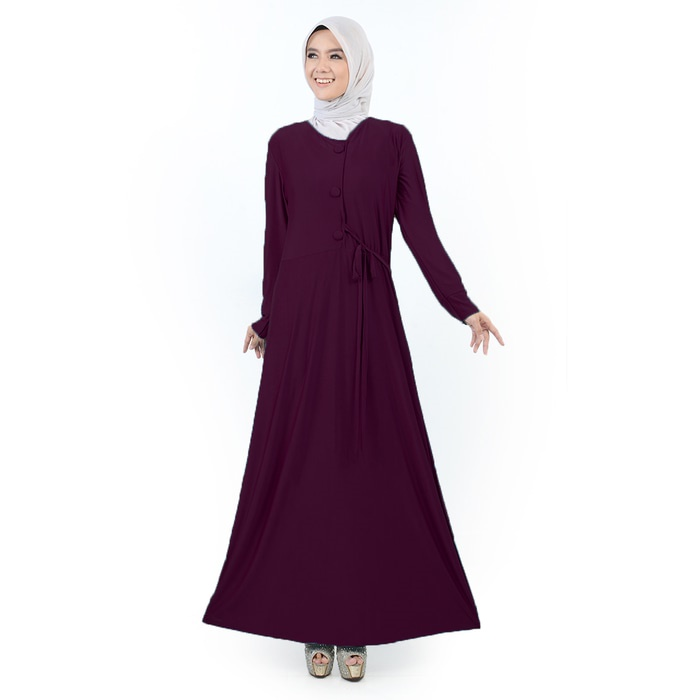 Available in some pretty colors choice: 1. Green tosca 2. Purple 3.