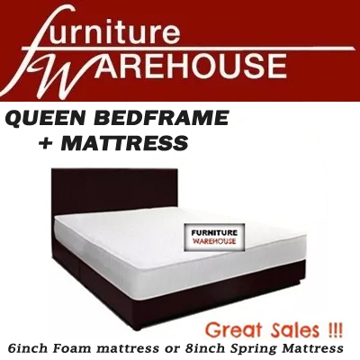Buy Furniture Warehouse Sale Queen Bedframe Deals For Only S 599 Instead Of S 599