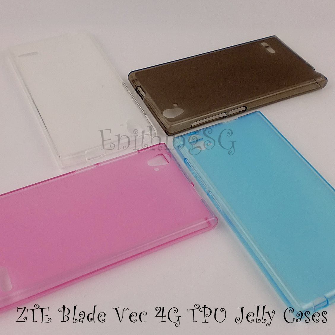 Every Need Want Day Zte Blade Lux V830w Vec 4g Tpu Jelly Cases 600 Each