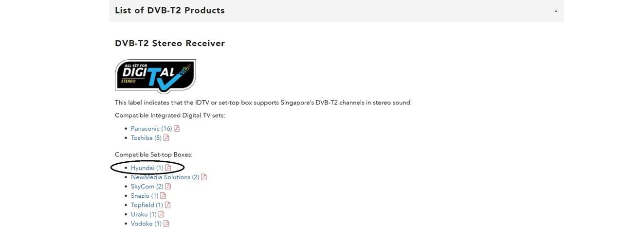 Buy NEW SINGAPORE HDV-360 DVB T2 DIGITAL RECEIVER/ DIGITAL TV/ FREE  ANTENNA/ HMDI CABLE Deals for only S$99 instead of S$0