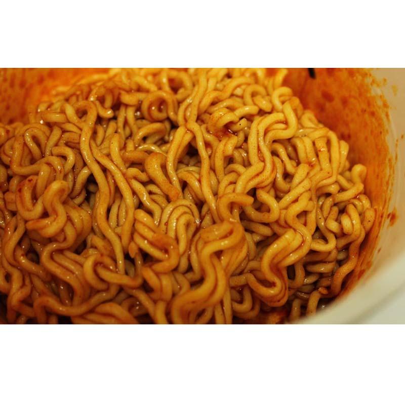 [SAMYANG] 6ea Small Cup Hot Spicy Chicken SAMYANG BULDAKBOKEUM Ramen Instant Noodles Soup/HOT Chicken Cup Ramen 70g/ Fire Noodles/Super Spicy /BULDAKBOKEUM