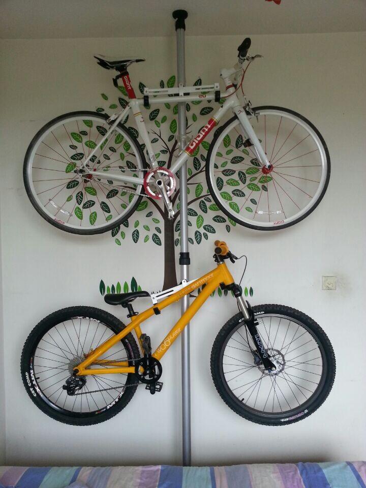 bike uk mounted bycicle racks pittman p rack l wall