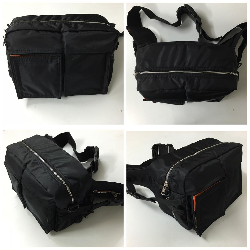 Buy The lowest price Tokyo Design Yoshida Tanker Sling Bag waist pouch Casual  bag Messenger bag Office bag Travel  tote bag Unisex bag bags for him bags  for ... 65c1d603bd29d