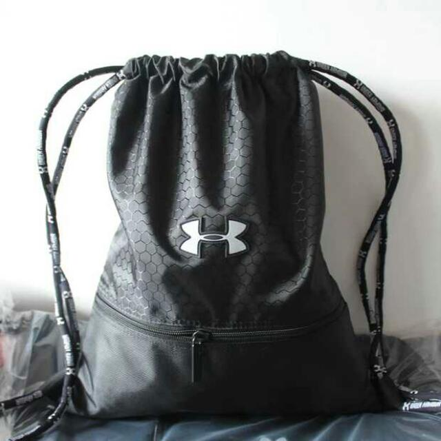 Buy UNDER ARMOUR DRAWSTRING BAG Deals for only S$14 instead of S$29.9