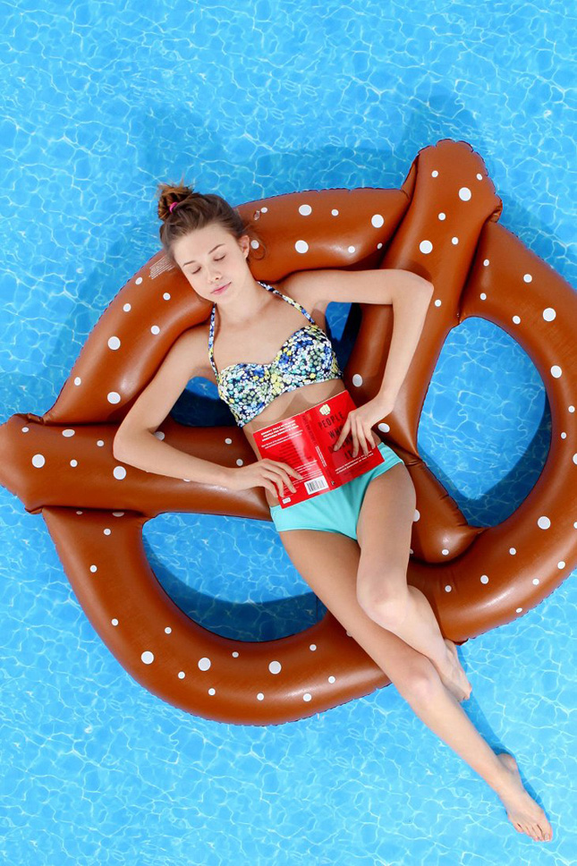 Buy Inflatable Giant Float With Electric Air Pump Giant