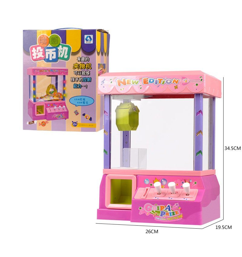 Buy Claw Game Machine with Music/Electric Claw Grabber ...