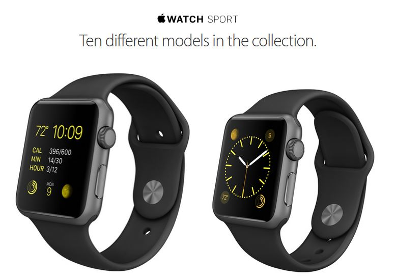 Apple IWatch Sport Band Big Size 42mm Deals For Only Rp7