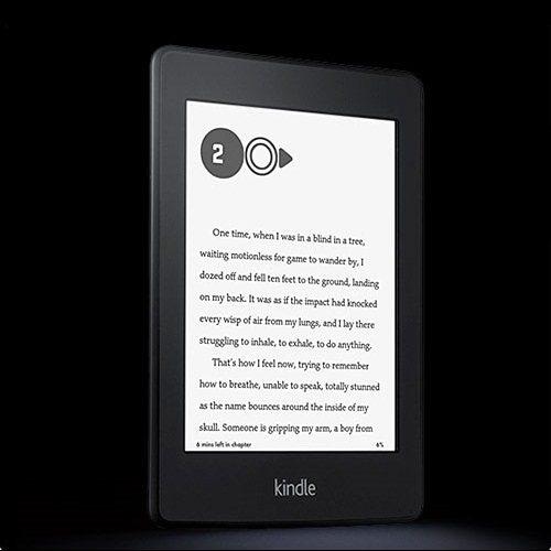 Amazon Kindle Paperwhite 2015 Usa Version 4gb Black