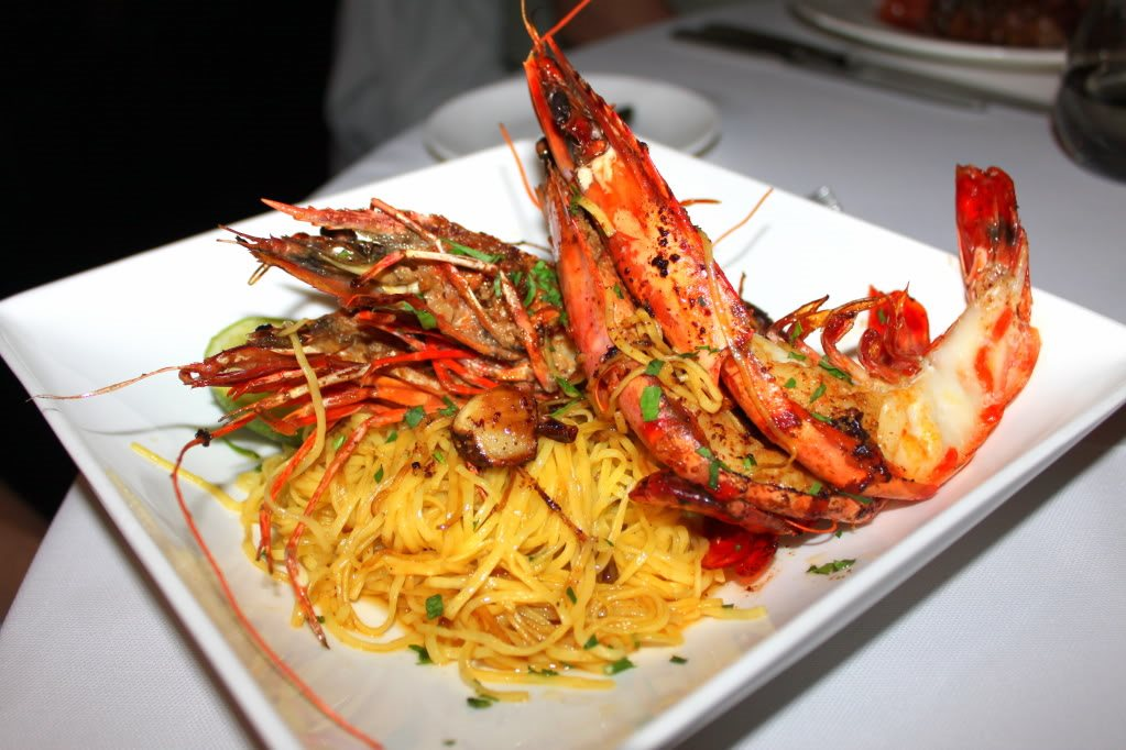 how to cook tiger prawns with shell