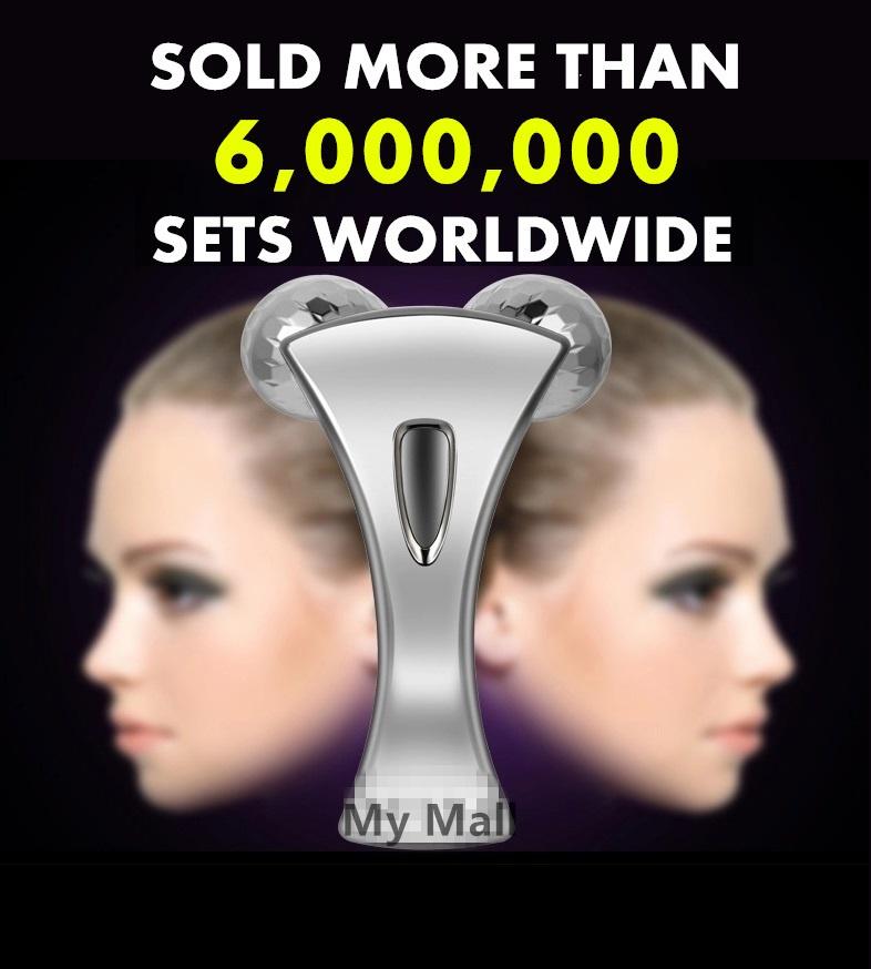 Idiva Indonesia 3d Face Body Massager