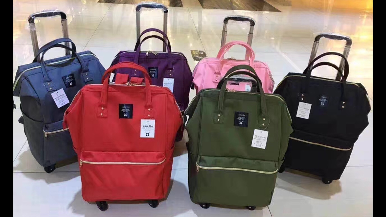 Buy Anello Luggage Bag Set Deals For Only S 96 Instead Of S 0