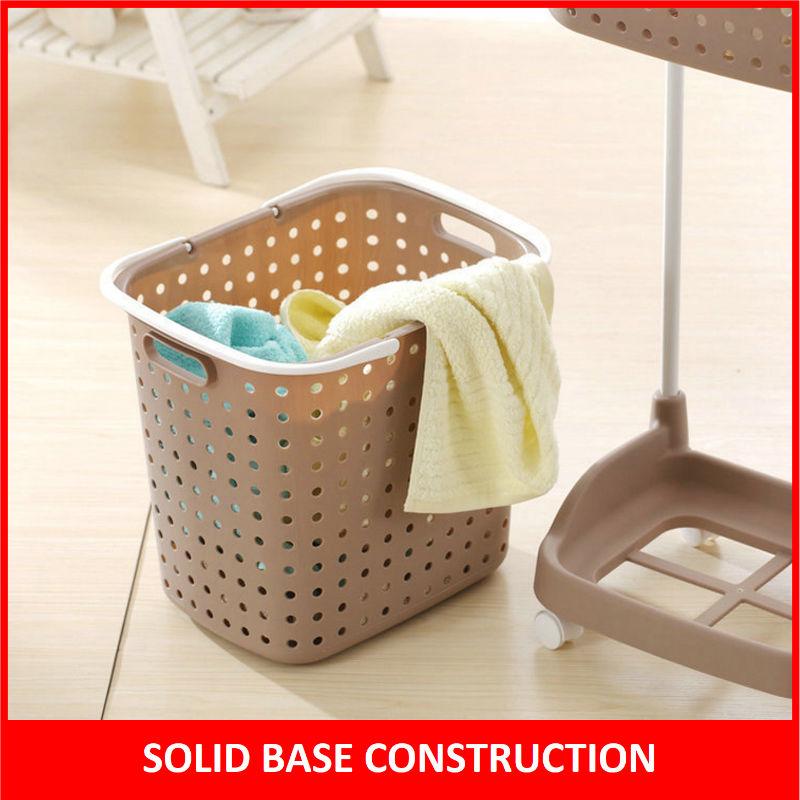 laundry basket 3 tier laundry basket laundry basket on wheels. Black Bedroom Furniture Sets. Home Design Ideas