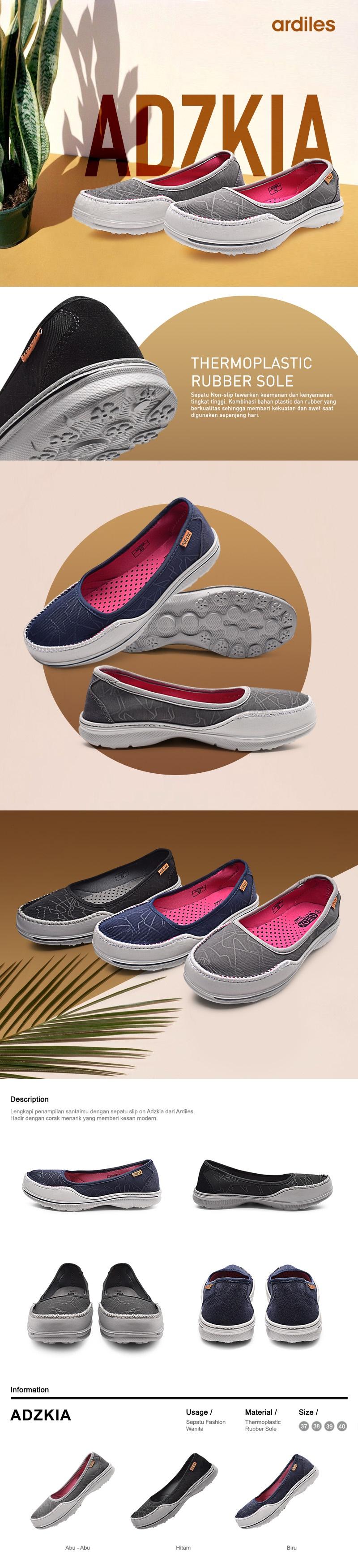 Buy Ardiles Best Seller Unisex Sandal And Slippers Deals For Only Women Candelle Slip On Merah 39 Opsi