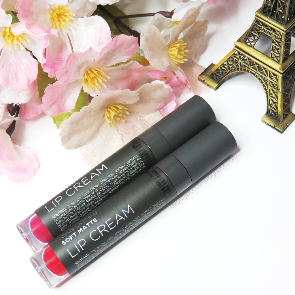 Buy MINERAL BOTANICA SOFT MATTE LIP CREAM Deals for only Rp57.500 instead of Rp57.500
