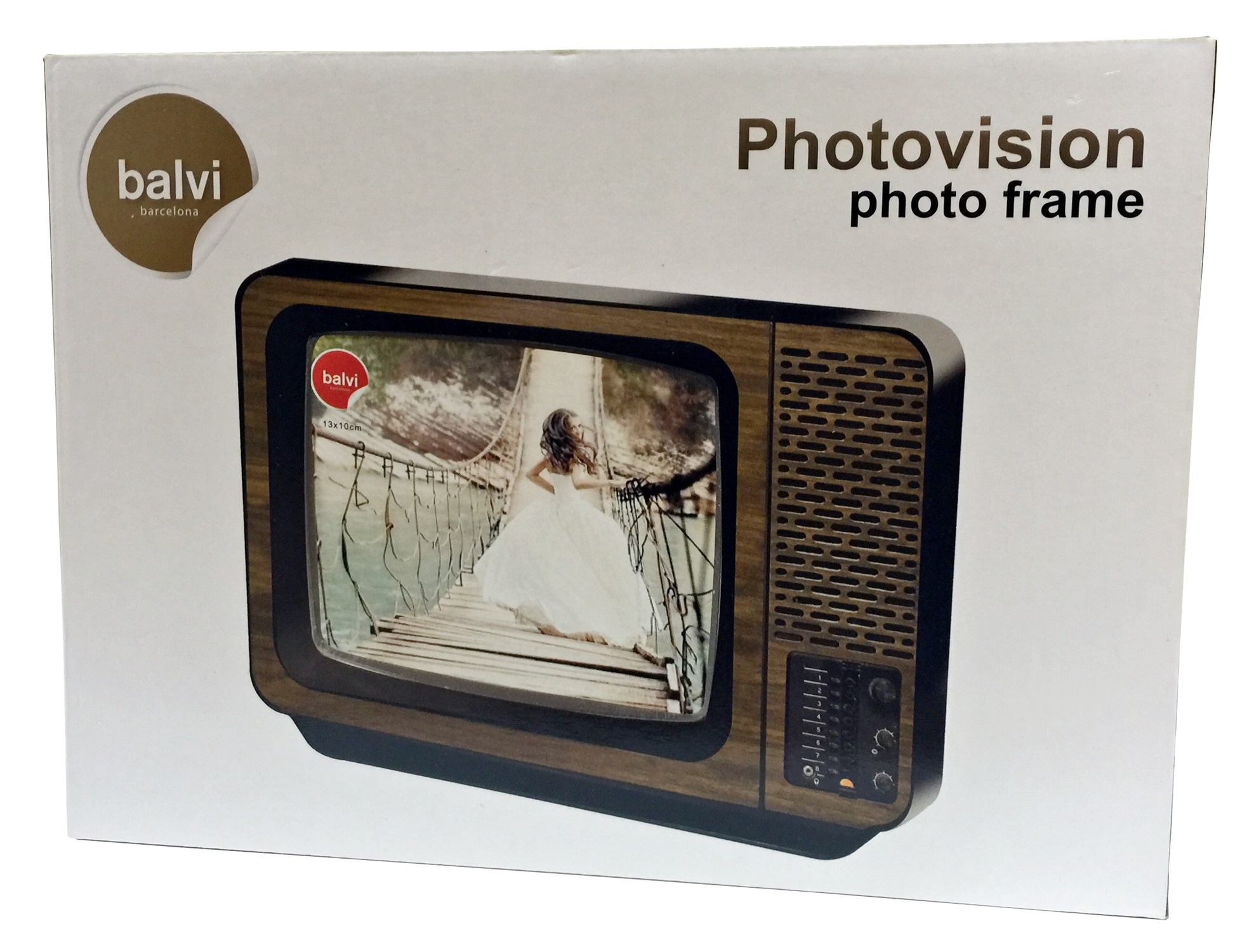 Vintage retro tv photovision frames classic television for Mural vision tv