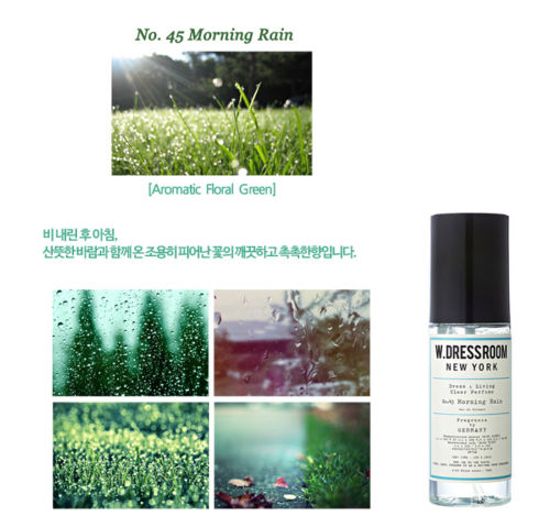 Keep away from high and low temperature and direct sunlight. W.Dressroom Dress & Living Clear Perfume-my ...
