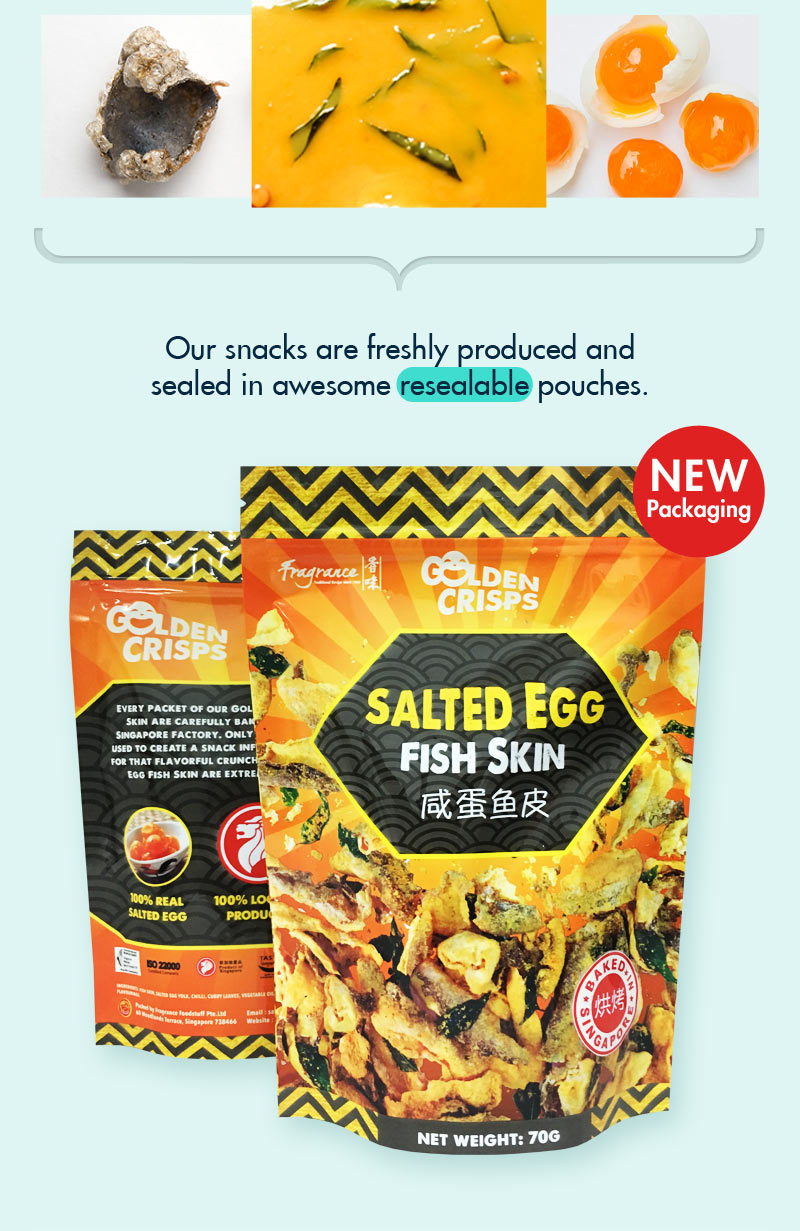 Buy fragrance golden sands deals for only s 27 2 instead for Salted egg fish skin