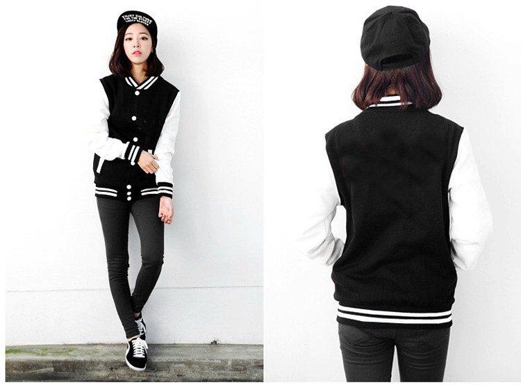 Baseball Jacket Korean | Outdoor Jacket