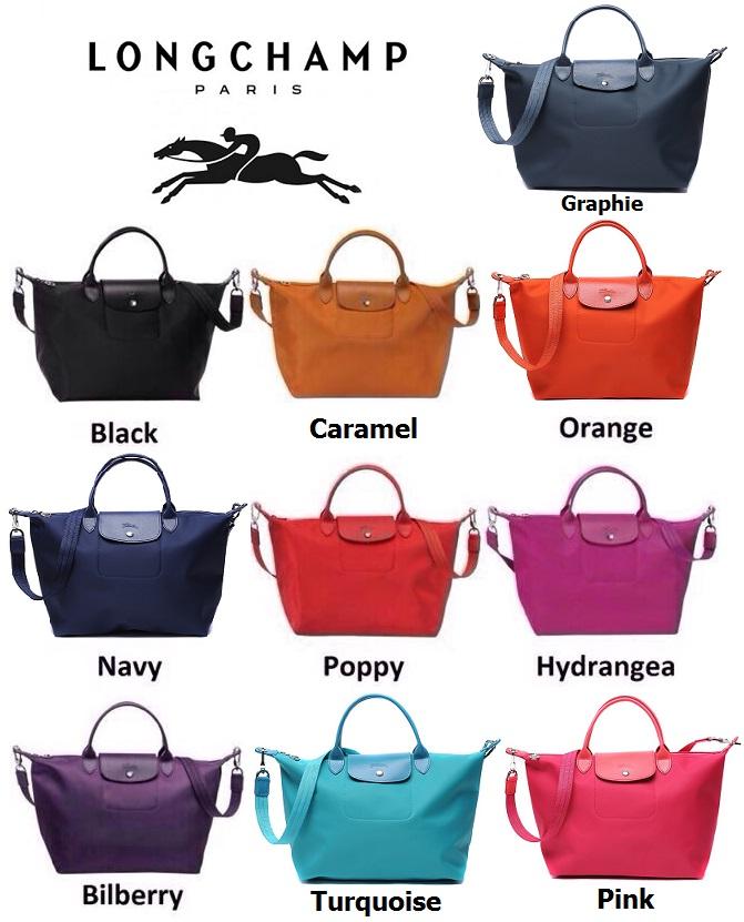407df210f8f6 Buy Long Champ 100% Authentic Le Pliage Néo 1512 1515 1899 Handbag ...